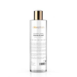 Ekseption Micellair Water Cleanse & Peel